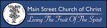 Main Street Church of Christ